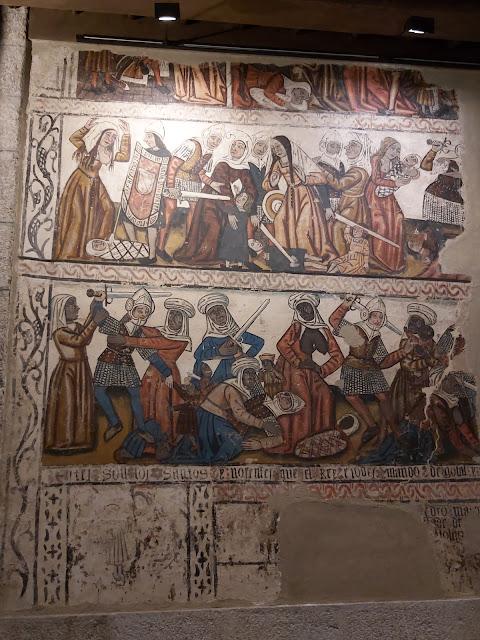 catedral de Mondoñedo: Matanza dos Inocentes