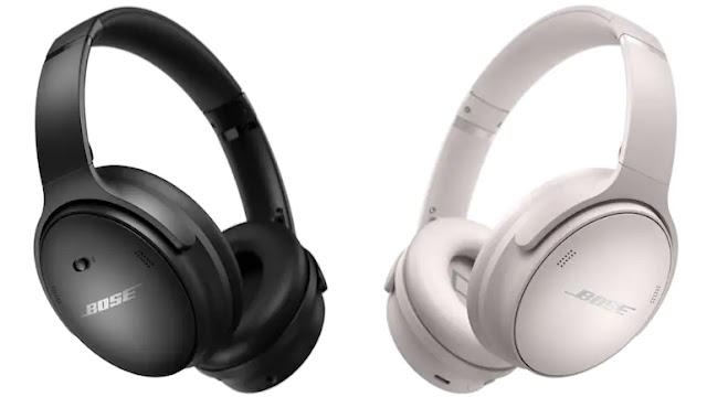 Bose Launches QuietComfort 45 Noise-Canceling Headphones