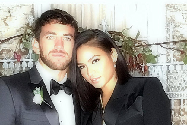 Cassie confirms that she is pregnant with a girl for her boyfriend Alex Fine