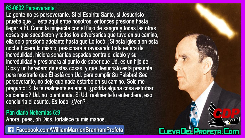 Usted es un hijo de Dios y un heredero - William Branham en Español