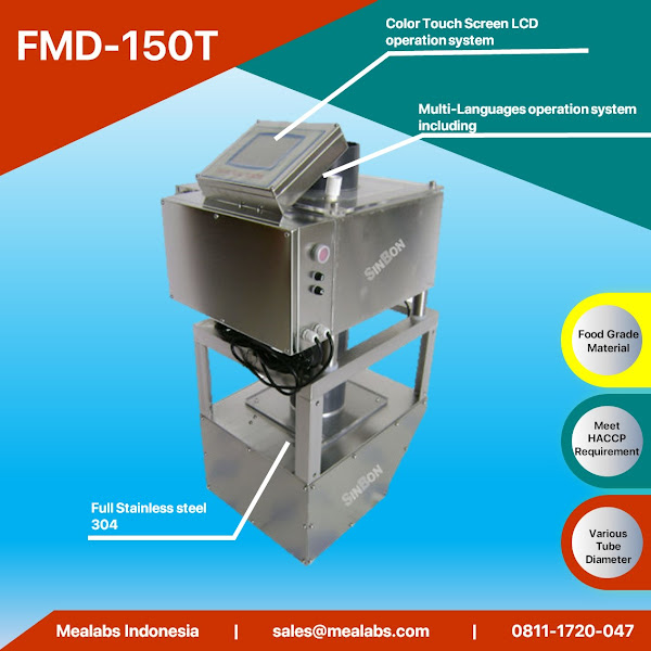 FMD-150T Free Fall Metal Detector