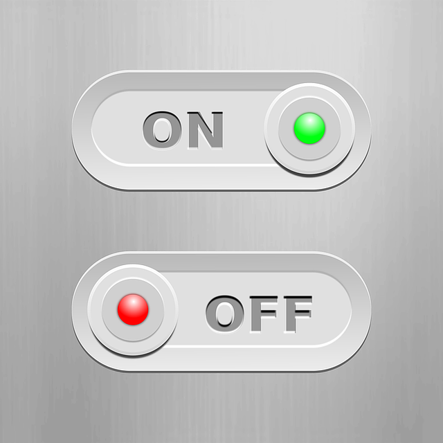Switch Off network