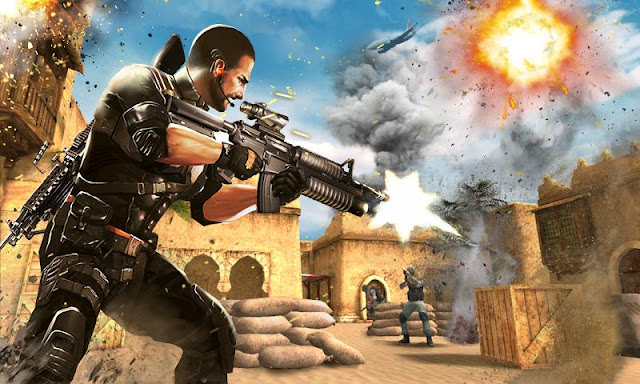 تحميل لعبة الاكشن قاتل النخبة Elite Kiler SWAT V1.3.0 مهكرة ( اموال وذهب غير محدودة )