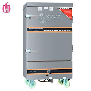 Tủ Nấu Cơm Gas 6 Khay – TC6K-G