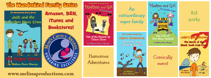 Wunderkind Family Children's Chapter Books