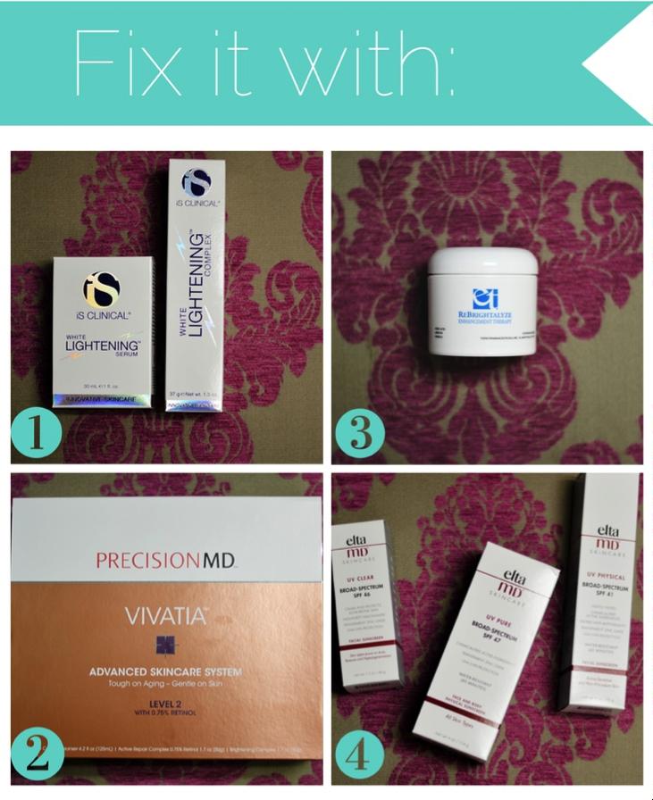 Bye Bye Brown Spots! - McLean Dermatology & Skincare Center