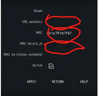 DStv Special App setting