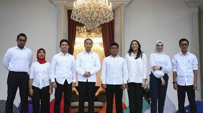 Fungsinya Tak Jelas, Apa Stafsus Punya Saham Dikemenangan Jokowi 2019?