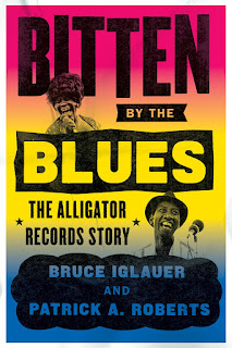 Brucer Iglauer & Patrick A. Roberts' Bitten By The Blues