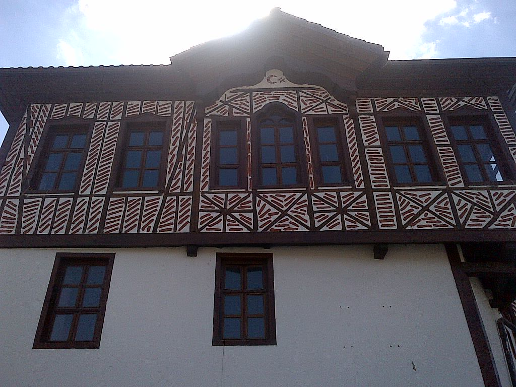 Nallıhan Tarihi Evleri Resimleri