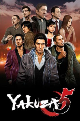 Yakuza 5 Remastered (PC) Torrent