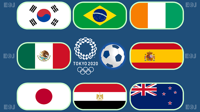 4ªs de final do futebol olímpico masculino reúne seis títulos mundiais adulto e seis sub-20
