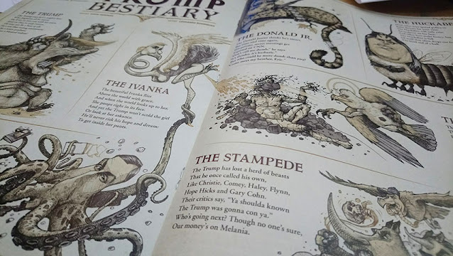 mad magazine-trump-bestiary-leonardo-rodriguez