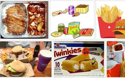 makanan lemak junkfood