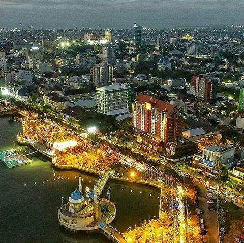 Presiden RI Jokowi Usulkan Makassar Masuk Jaringan Kota Pintar ASEAN,Berikut Pernyataanya
