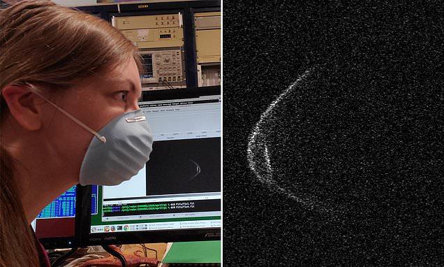 Ο αστεροειδής OR2 1998 που πλησιάζει τη γη «φοράει μάσκα»