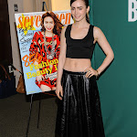 Lily Collins hot navel photos