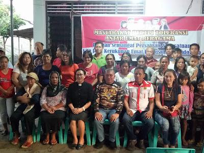 Deklarasi Jaga Kerukunan Umat Beragama