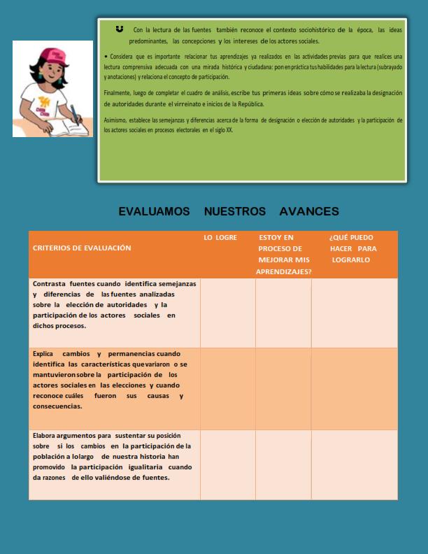 evaluacion diagnostica 2021