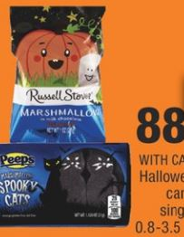 Halloween Candy Singles