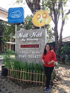Nat-Nat Homestay, Penginapan Nyaman Dan Strategis Di Jantung Kota Malang