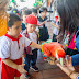 Toddler Great Crystal School visit Mini Taman Safari at Food Junction Surabaya - 20 March 2018