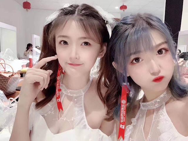 ChinaJoy 2019 - Showgirl ChinaJoy khiến người xem không thể rời mắt 8