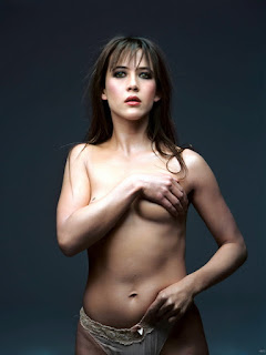 Sophie Marceau Only In Panty
