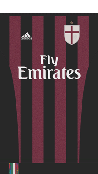 AC MILAN Kits PES 2015/2016 PC/PS3