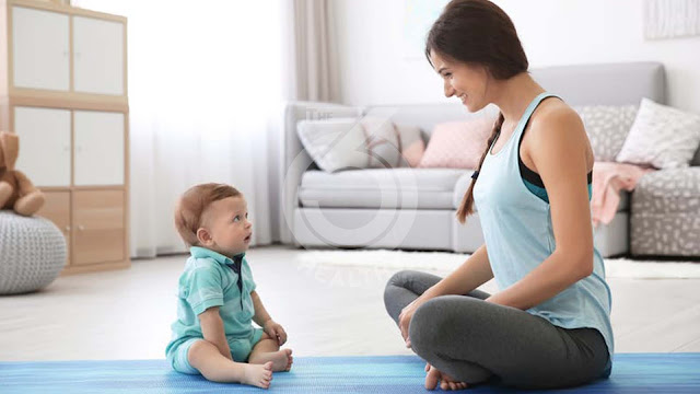 Post-pregnancy flat stomach: an exercise to test