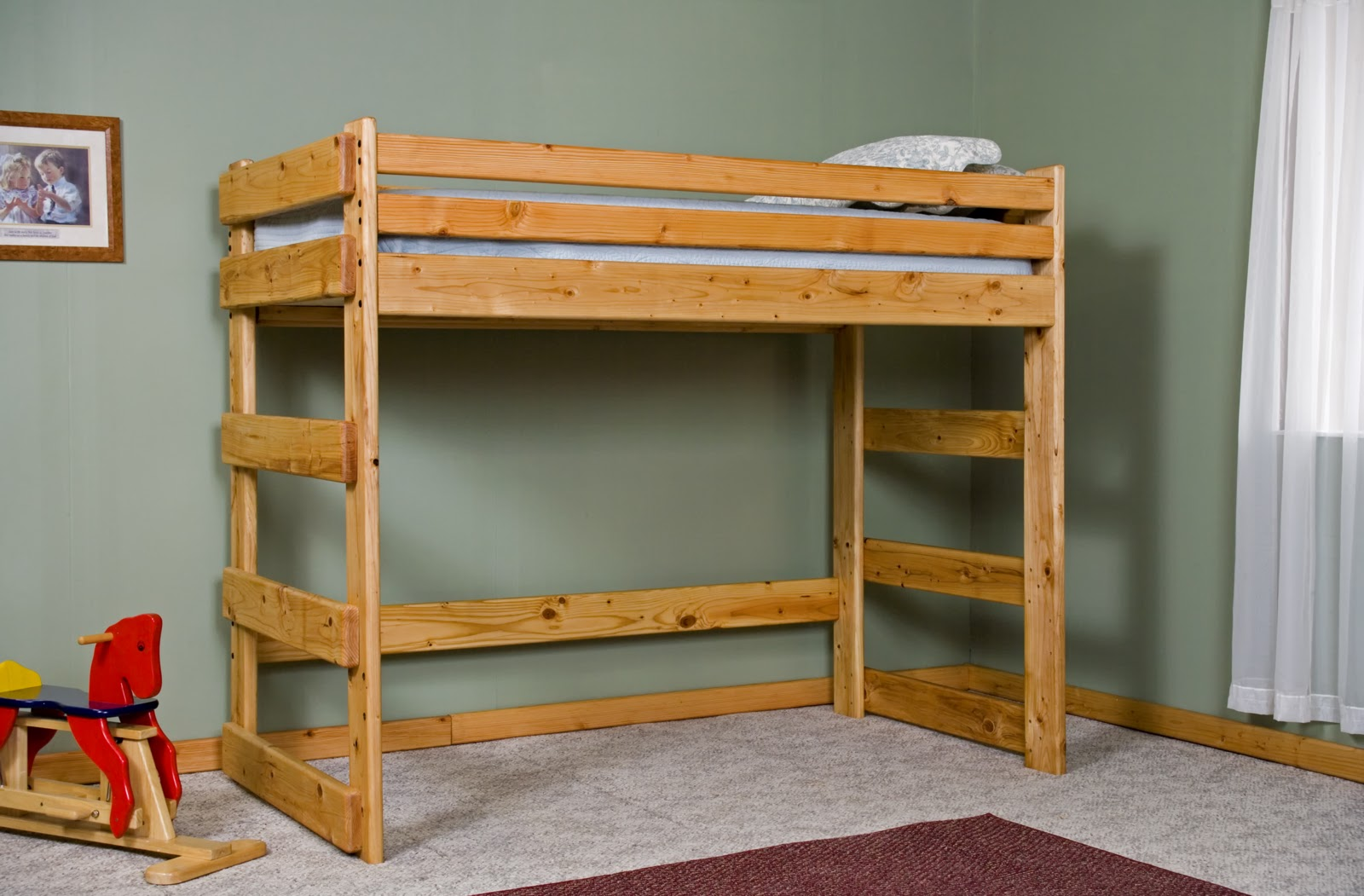 Legacy Bunk Beds: Products
