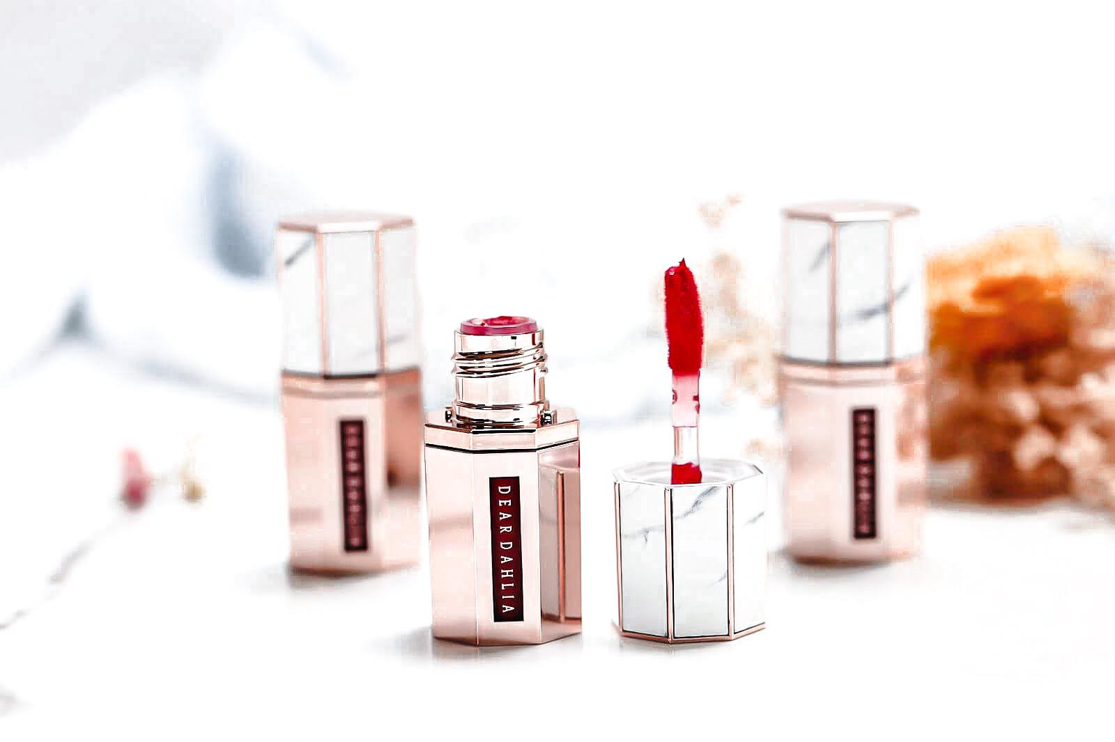Dear Dahlia Lip Mousse Rouge Liquide Mat revue