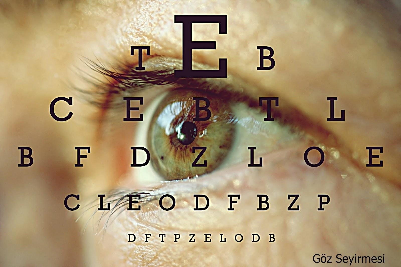 Göz Seğirmesinin Nedenleri ve Tedavisi Nedir