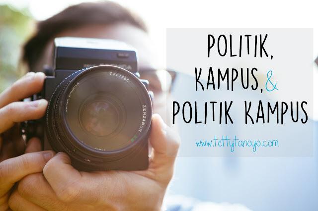 politik kampus