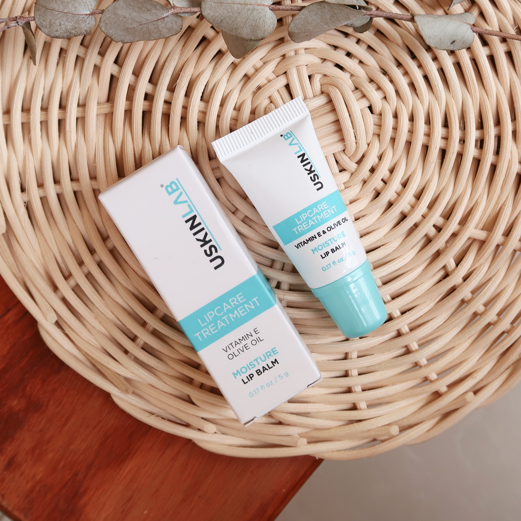 Kemasan USKINLAB Lip Care Treatment Moisture