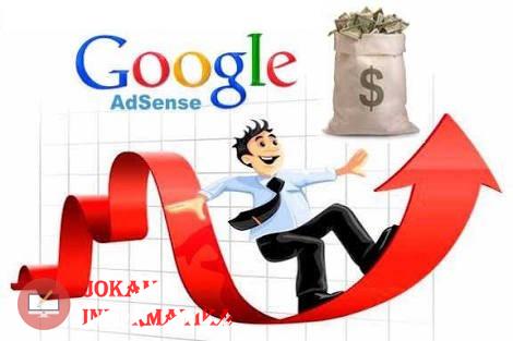 Cara Benar Dan Ampuh Untuk Meningkatkan Pendapatan Google Adsense Khusus Publisher - JOKAM INFORMATIKA