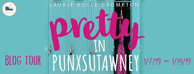 Blog Tour: Pretty in Punxsutawney