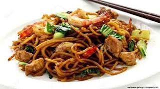 Resep Mie Goreng Seafood Sederhana