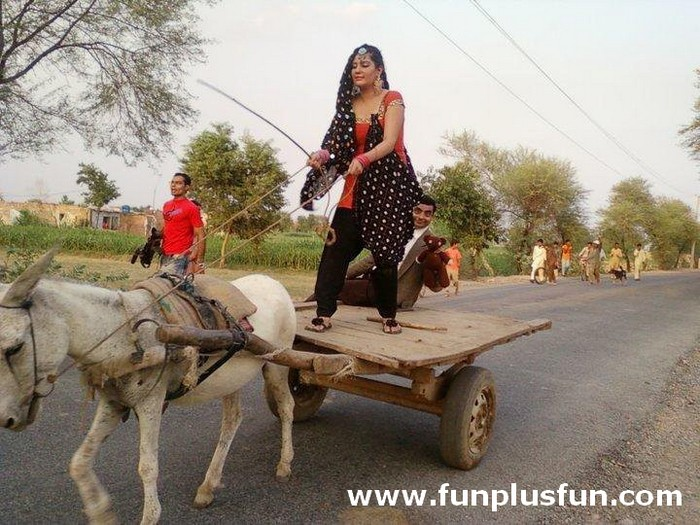 Punjabi Girl With Gun Hd Wallpaper Funny Pictures Amazing Funny Wallpapers
