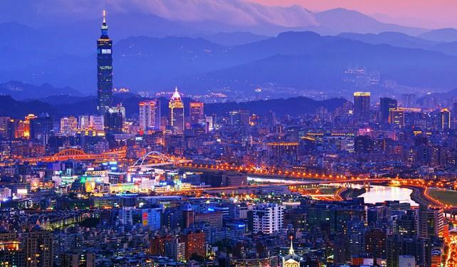 Berkunjung Ke Negara Taiwan