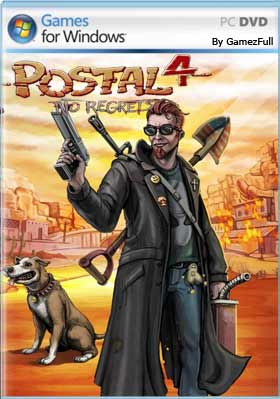 POSTAL 4 No Regerts PC Full