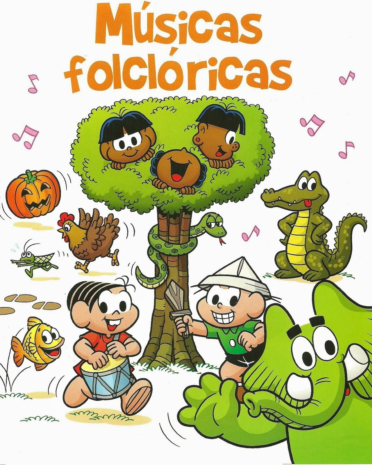 músicas folclóricas