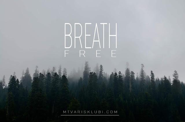 BREATH FREE - BAKHMARO