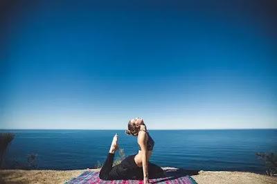 yogic asanas