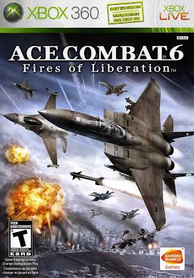 Ace Combat 6: Fires of Liberation (LT 2.0/3.0) Xbox 360 Torrent