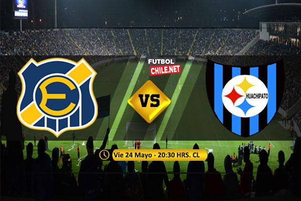 Mira Evertonvs vs Huachipato Unido en vivo y online por la Primera División