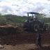 Prefeitura de Prata realiza aração de terra gratuita para os agricultores do município