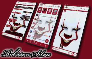 Dark Knight Joker Theme For YOWhatsApp & Fouad WhatsApp By Robsson