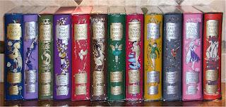 Os Livros Coloridos das Fadas de Andrew Lang - Folio Society