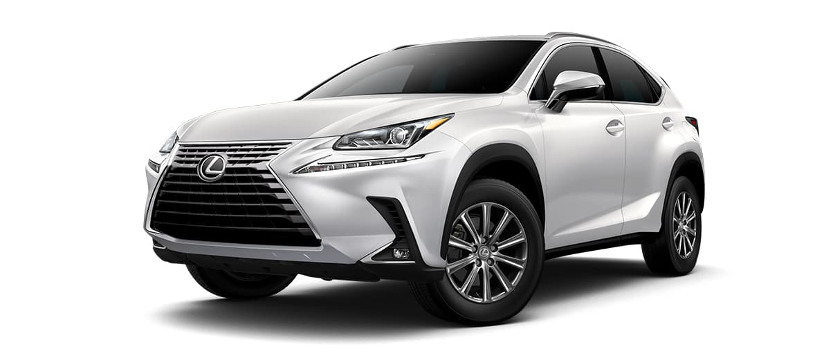 2020 Lexus NX from $36,720
